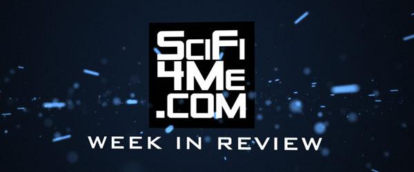 Science Fiction Headlines — WEEK IN REVIEW — Week 03 2013