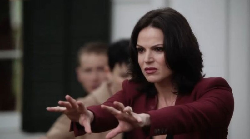 """ONCE UPON A TIME Gets Framed by """"Meh"""""""