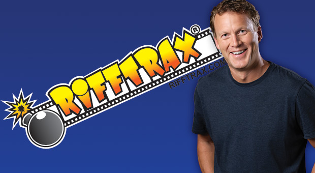 RIFFTRAX LIVE: The Boys Do One Night Holiday Double Feature
