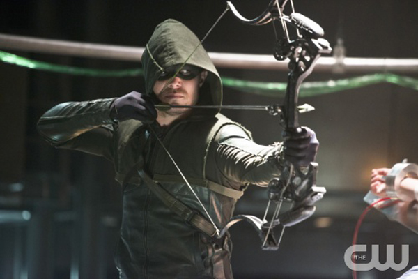 ARROW Makes It All About the Hood