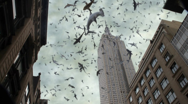 Sharknado 3: Third Time's A Charm!