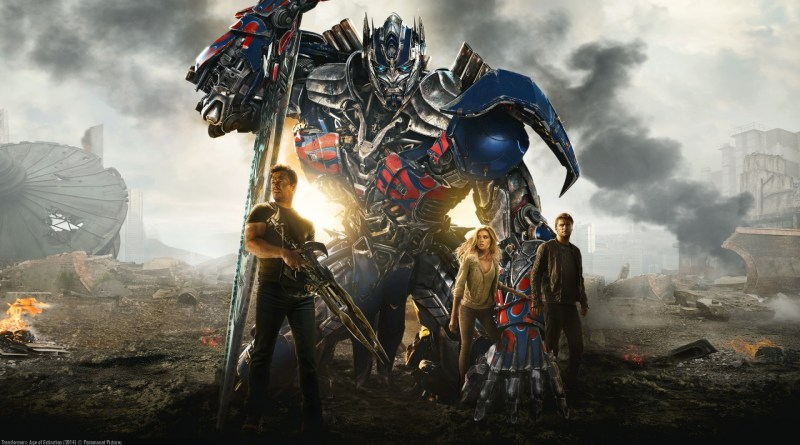 Paramount Goes All In With TRANSFORMERS