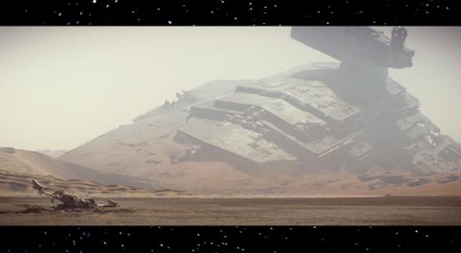 New STAR WARS Trailer Debuts at Celebration