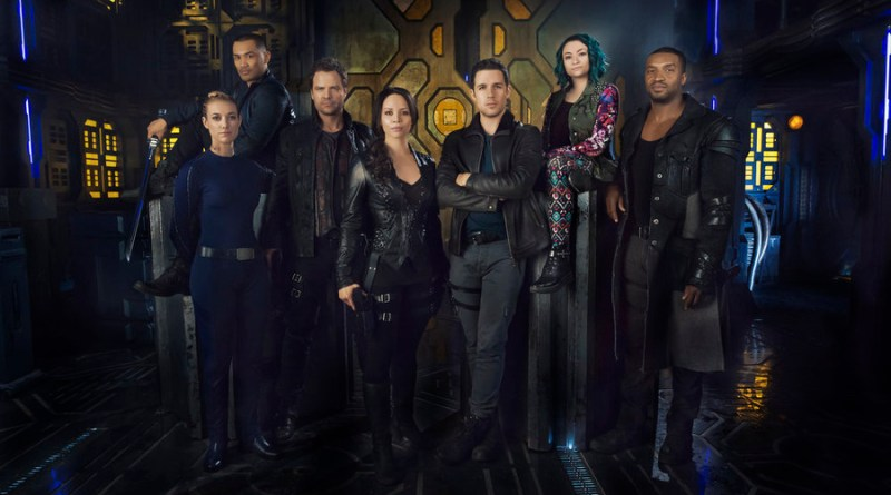 DARK MATTER 2.0 Ramps Up, Adds to Cast