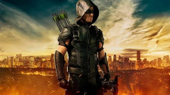 Green Arrow Season Four premiere