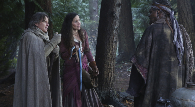 Recap: ONCE UPON A TIME Hades And The Dark One Struck A Deal