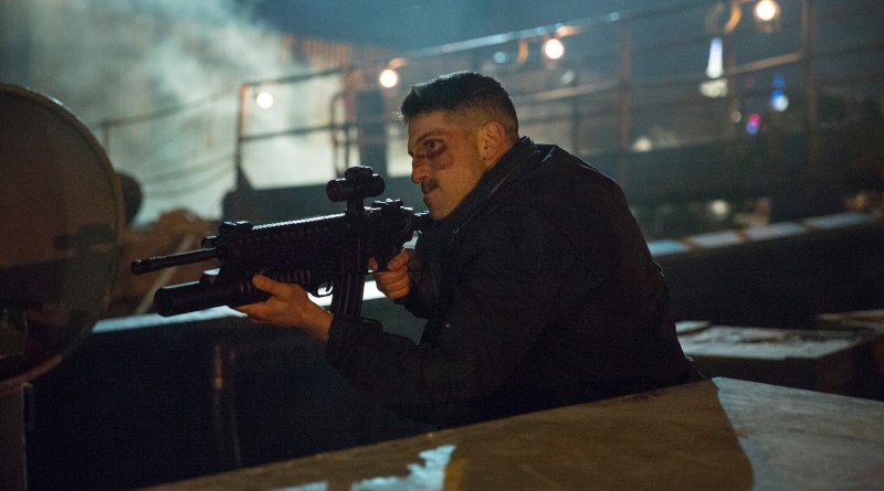 Netflix Orders THE PUNISHER To Series