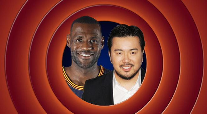 Justin Lin to Direct Lebron James in SPACE JAM 2