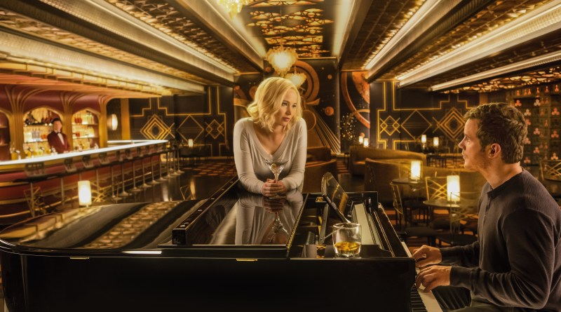 PASSENGERS Is A Strange Romance in Space (No Spoilers)