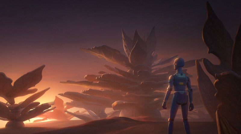 STAR WARS REBELS Channels the Past But Spins Its Wheels