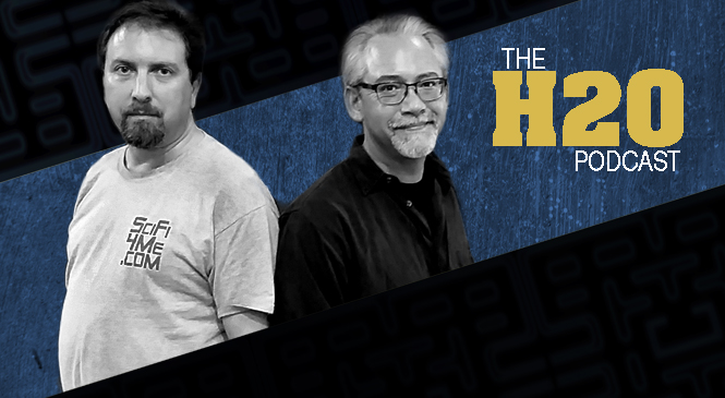 H2O #159: In Which We Discuss San Diego vs. Salt Lake