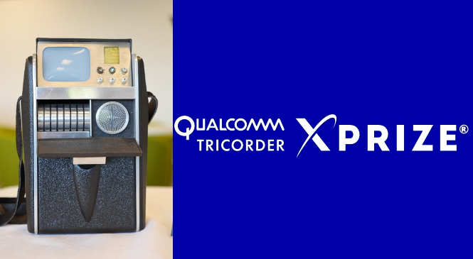 XPRIZE Gives Awards — The Tricorder Is Real!
