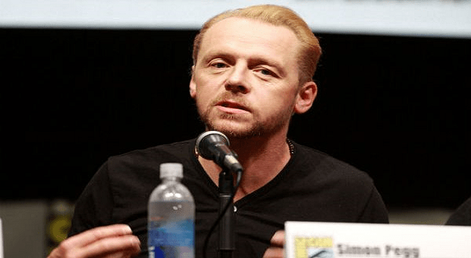 Simon Pegg & Nick Frost Launch Stolen Picture with SLAUGHTERHOUSE RULEZ