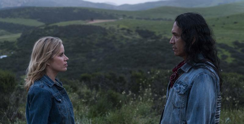ZOMBPOCALYPSE NOW: Everyone Is A Monster On FEAR THE WALKING DEAD's Midseason Finale