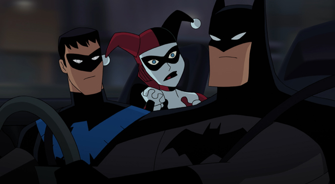 BATMAN AND HARLEY QUINN: Crude and Criminally Unfunny
