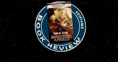 Review: BRIMSTONE ANGELS