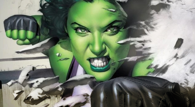 Tatiana Maslany is the New She-Hulk