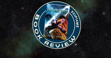 Book Review: HAUNTERS