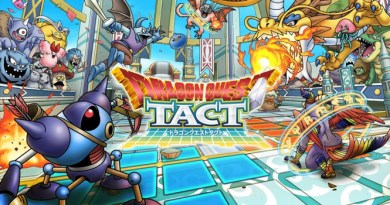 DRAGON QUEST TACT Receives English Beta