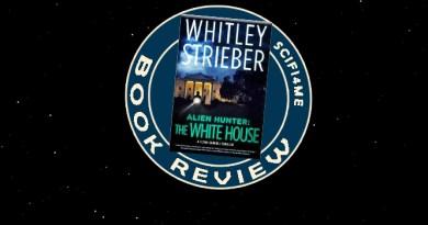 Review: ALIEN HUNTER THE WHITE HOUSE