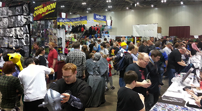Virtual Cons This Wknd + Schedule Changes — April 29