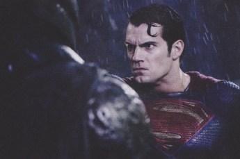 Affleck (Batman) e Cavill (Superman)
