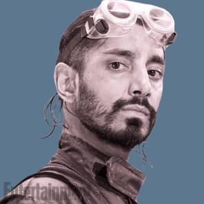 Bodhi Rook (Riz Ahmed): É o piloto líder do grupo, e também é o mais cabeça quente.