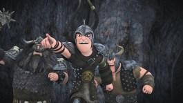 Dagur also threatens to destroy Berk.
