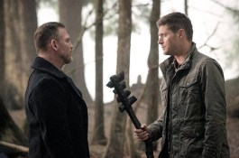 Dean finds himself in purgatory with his pal Benny.