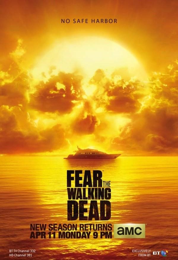 FearTWD season 2 poster
