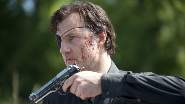 The Governor (David Morrissey) - The Walking Dead _ Season 4, Episode 8 - Photo Credit: Gene Page/AMC