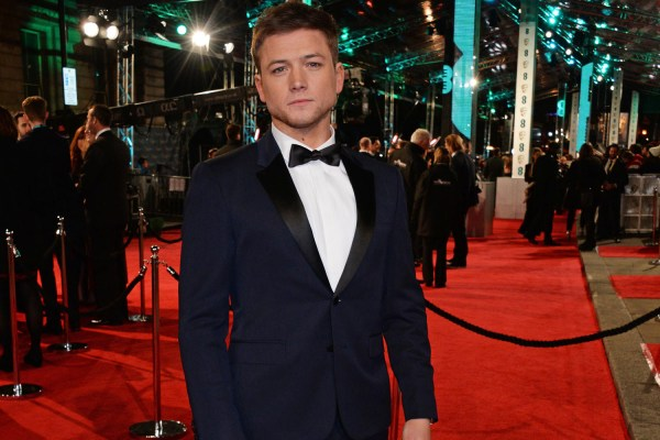 Taron Egerton the nest Bond?