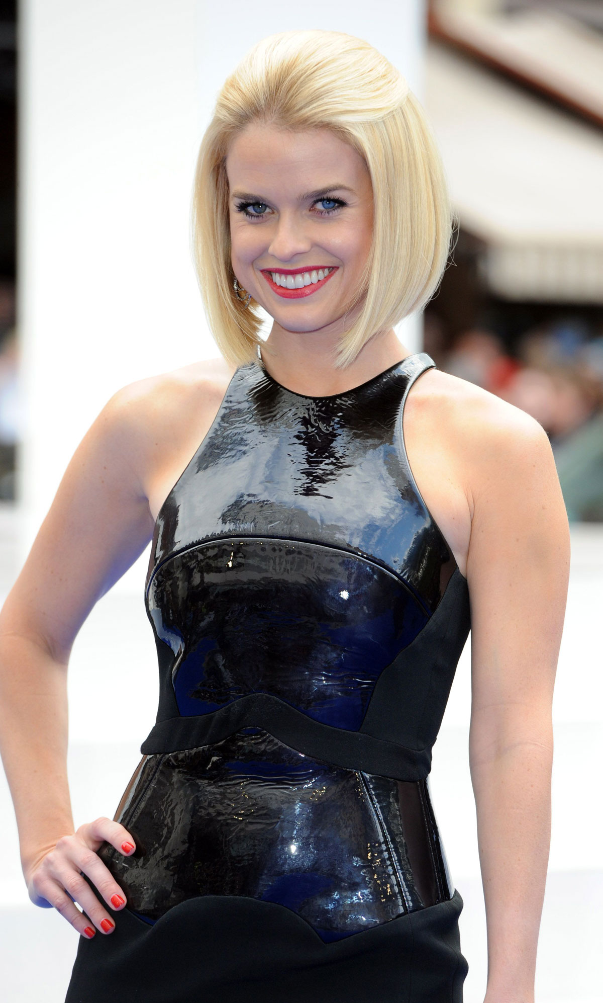ALICE EVE at Men In Black 3 Premiere