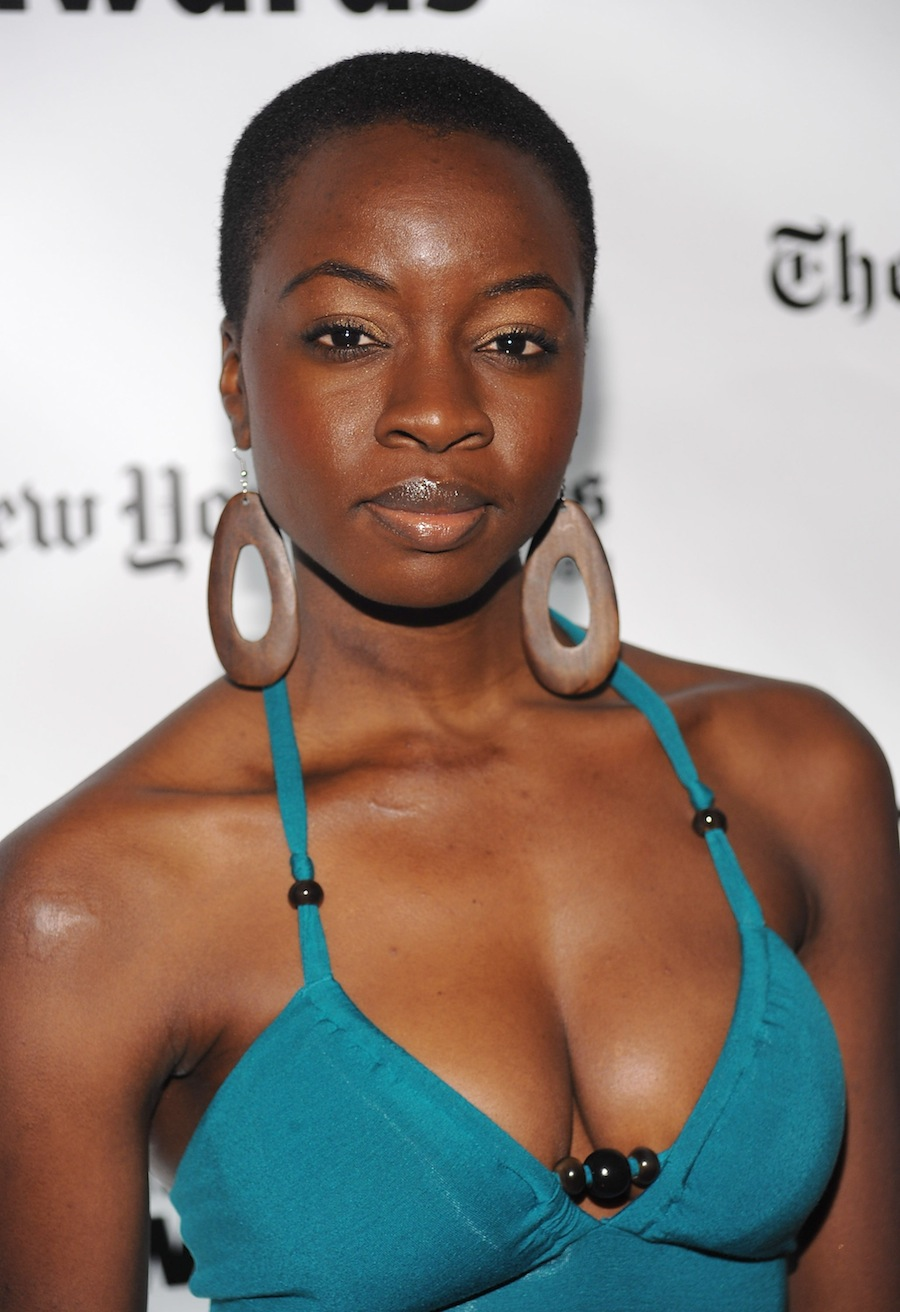 Danai-Gurira-as-Michonne-hot-The-Walking-Dead