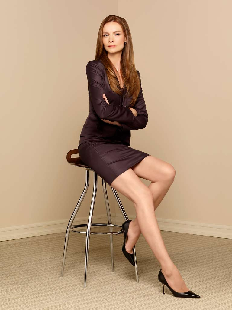 Saffron Burrows - Agents of SHIELD