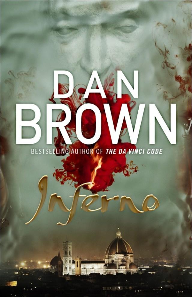 Dan Brown Inferno UK cover