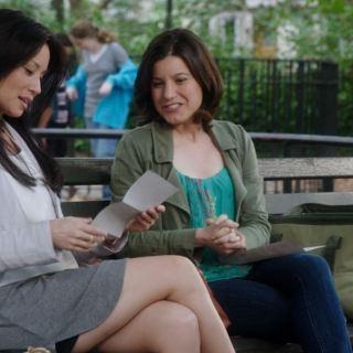 Lucy Liu as Joan Watson in Elementary - Lucy Liu long legs