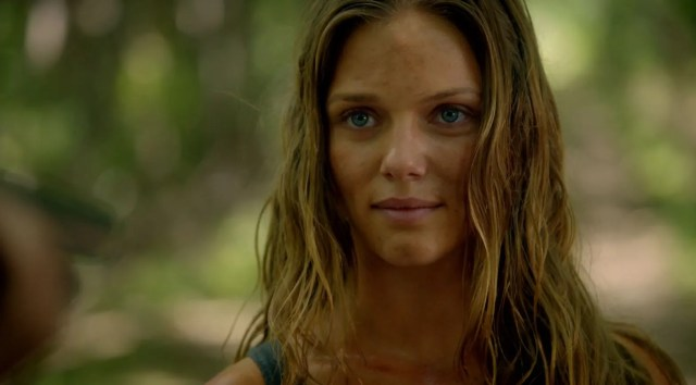 Tracy Spiridakos as Charlie Matheson - Revolution