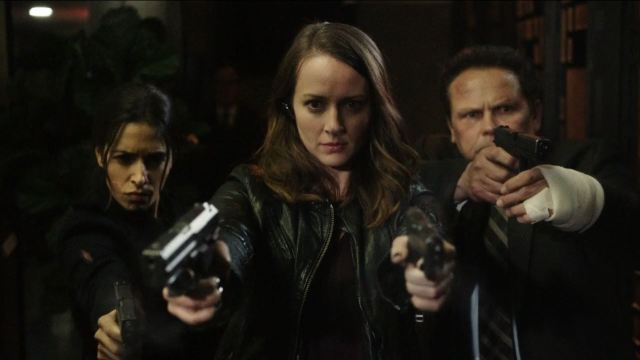 Person of Interest - The Devil's Share - Don't fuck with Root (Amy Acker)