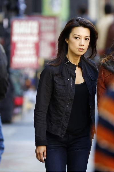 Agents of SHIELD - Seeds - Ming Na as Melinda May