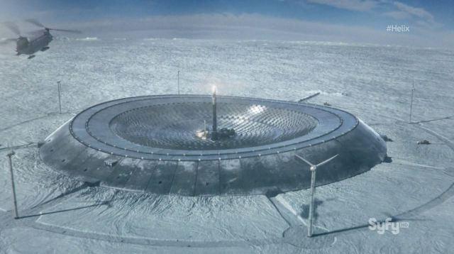 Helix - Pilot - Arctic Biosystems base
