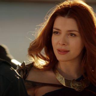 Agents of S.H.I.E.L.D S1Ep15 'Yes Men' - Elena Satine as Lorelei