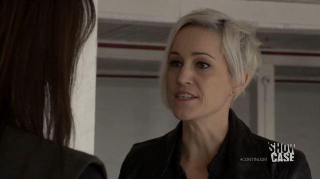 Continuum Season 3 - Minute Man - Garza confronts Sonya