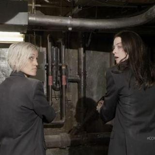 Continuum season 3 - minute to minute - Garza and Kiera try to escape
