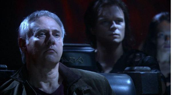 Enterprise season 4 Blu ray review - Brent Spiner as Dr. Arik Soong