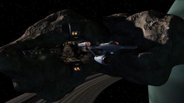 Enterprise season 4 Blu ray review - mirror universe defiant