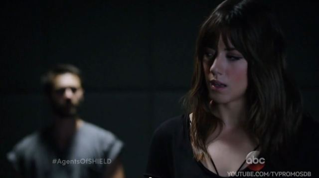 Agents of SHIELD Season 2 Trailer and Preview - Skye (Chloe Bennett)