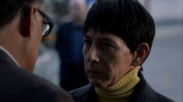 Paul Reubens as Mr. Vargas - The Blacklist S2Ep3 Dr. James Covington (No. 89) Review