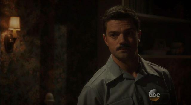 Agent Carter Review. Dominic Cooper as Howard Stark