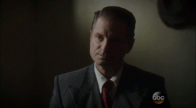 Agent Carter Review. Shea Whigham as Roger Dooley